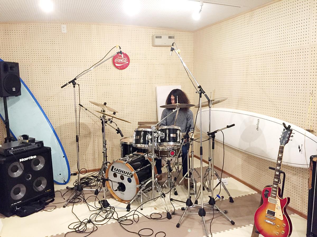 小郡音楽スタジオ 2KOスタジオ