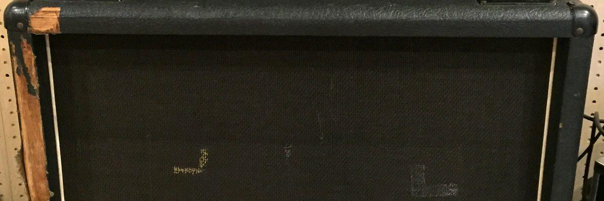 小郡市・筑紫野市の隠れ家スタジオ 2KOスタジオのギターアンプ