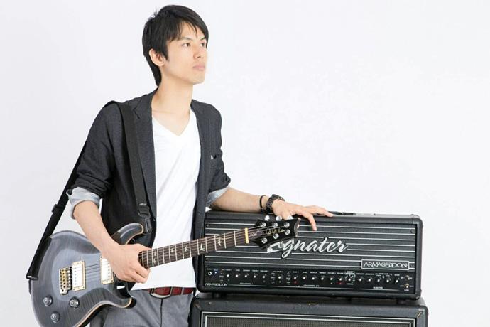 津古2KOスタジオギターレッスンギター講師 松尾領一郎
