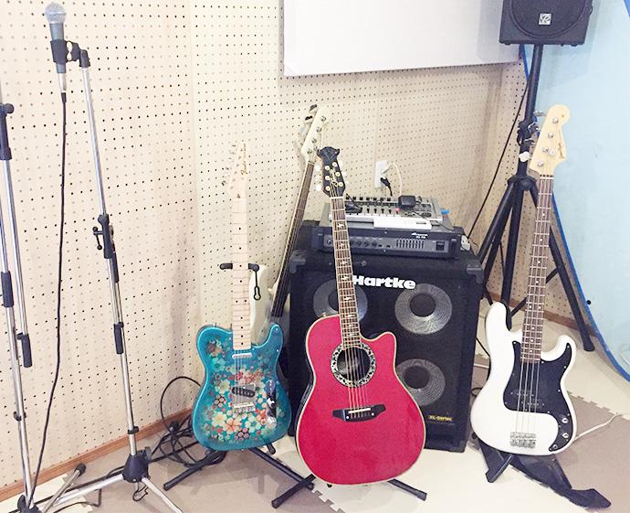 小郡津古2KOスタジオのスタジオ使用料金